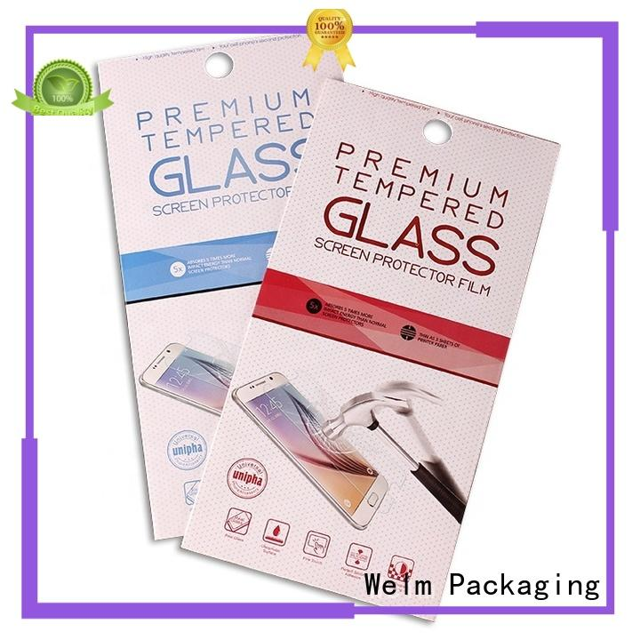 Welm headphone packaging box manufacturers for business for sale
