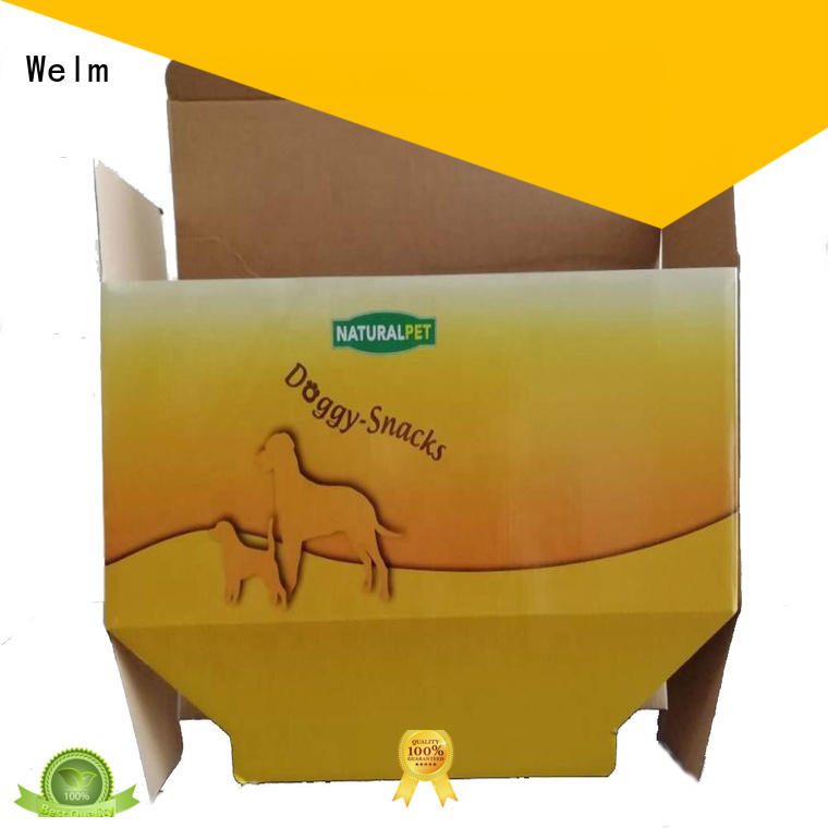 food packaging manufacturers high quality for pet food Welm
