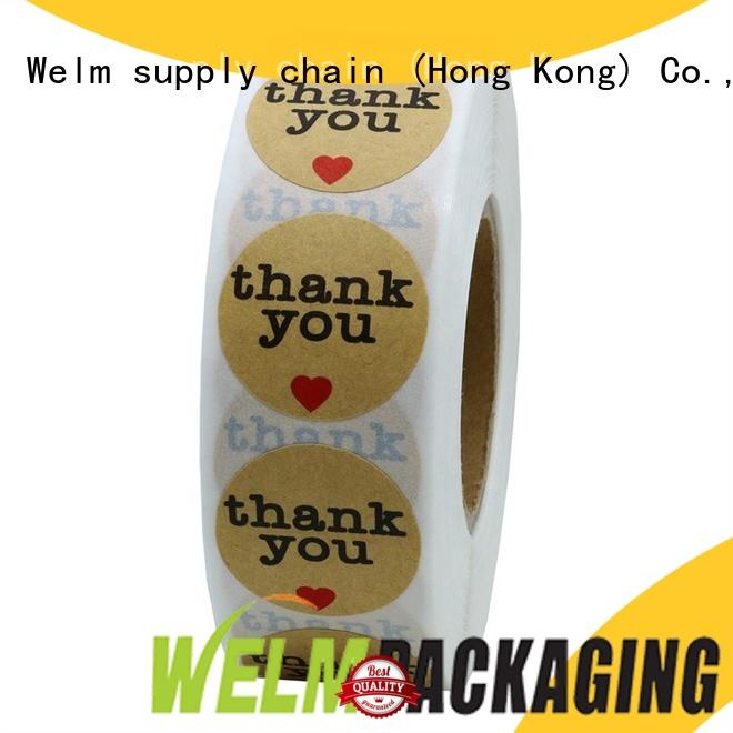 Welm custommade custom packaging craft for food
