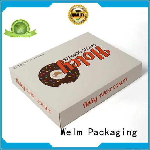 Welm food packaging design supplier for food