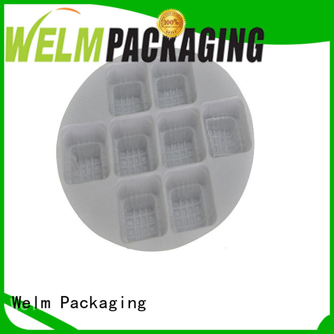 Welm cosmetic custom packaging for screen protector for toy
