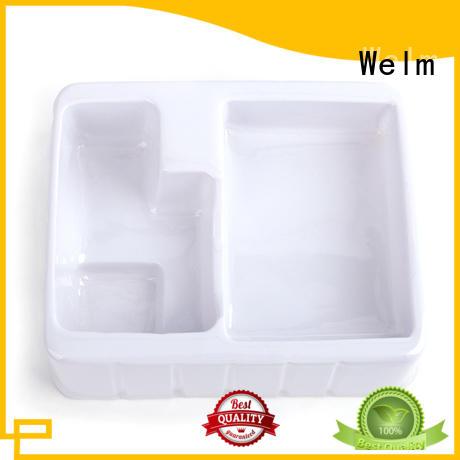 Welm blister custom packaging window for food
