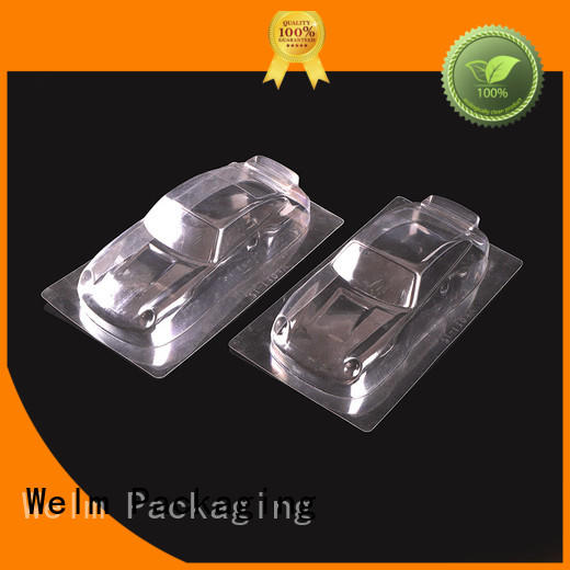 Welm circle cavity blister packaging materials suppliers factory for mouse packaging