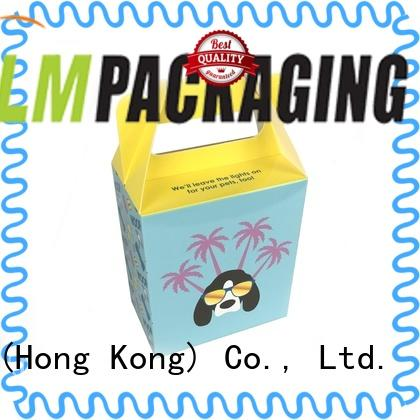 Welm printed paperboard food packaging for business for food