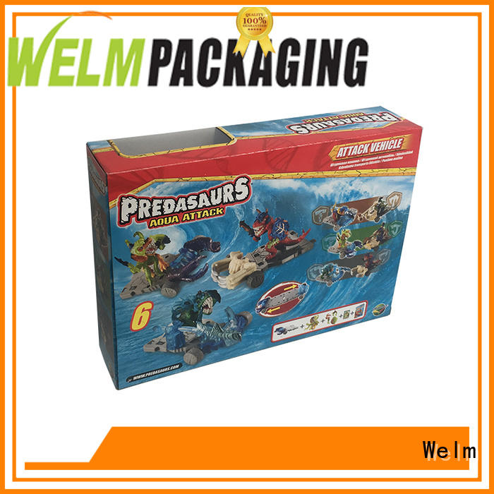 malier toy packaging box supplier for toy