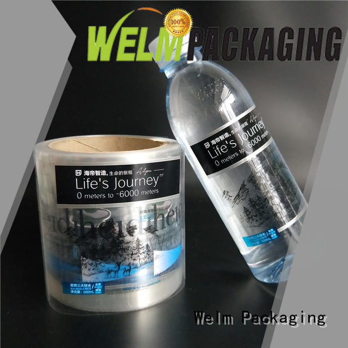 Welm candle custom packaging cardboard for food