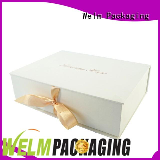 Welm best luxury presentation boxes for business online