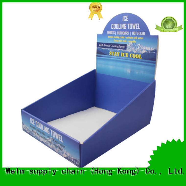 toy packaging box wholesale for toy Welm