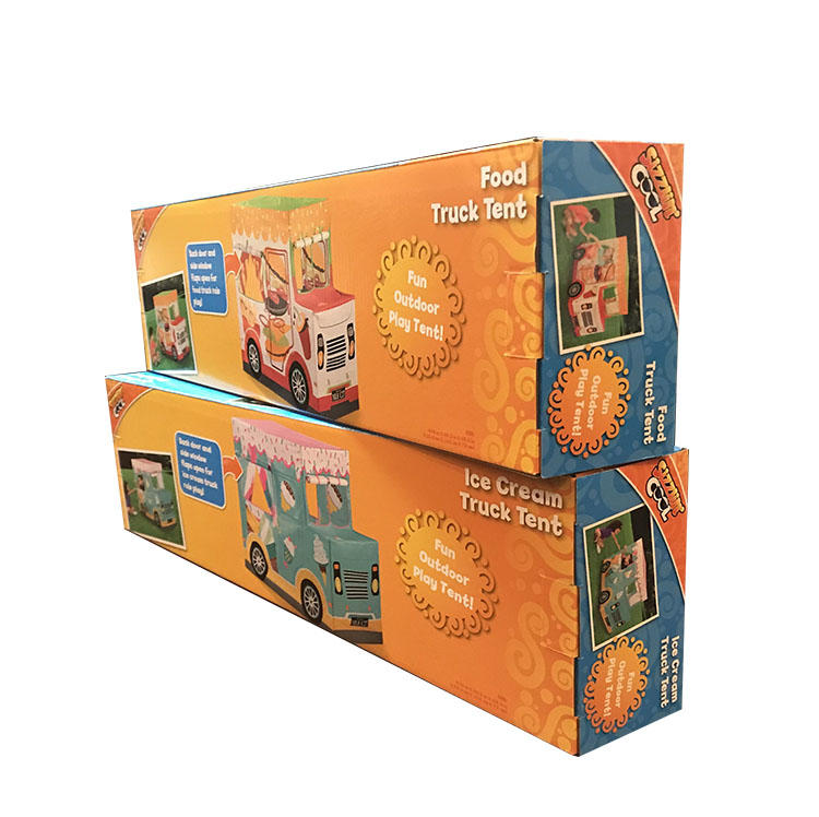 Welm corrugated paper cardboard toy box manufacturer for display-3