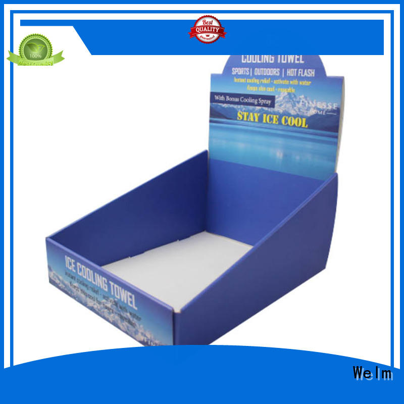 Welm packaging thin cardboard packaging supply for ear ring