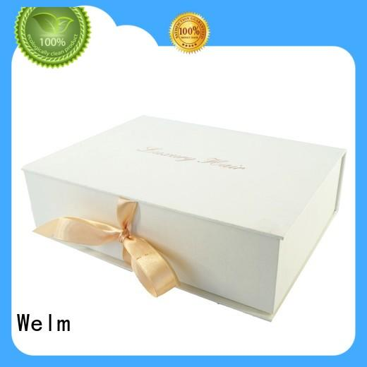 Welm luxury gift boxes wholesale handmade for necklace