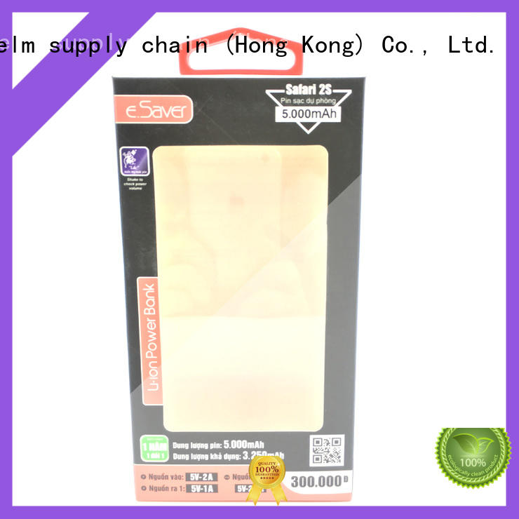 Welm high-quality craft box packaging supply for business pen