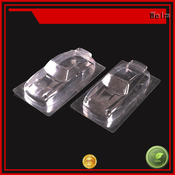 Welm cosmetic types of blister packaging tray for hardware tool