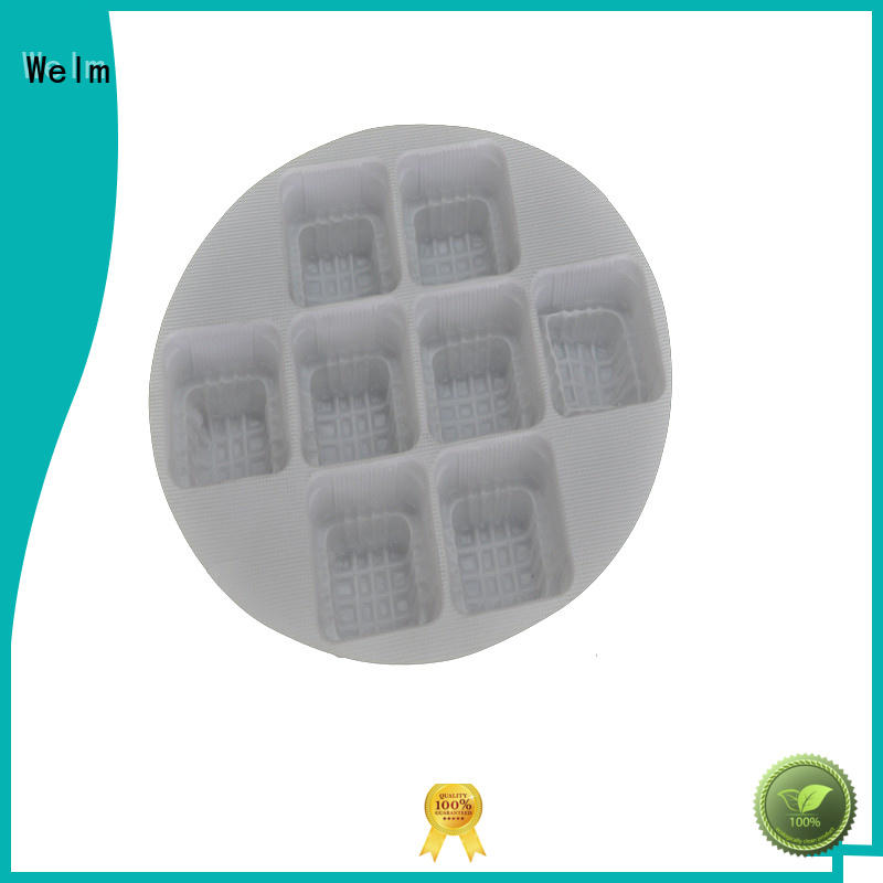 Welm disposable packing blister tray liner for hardware tool