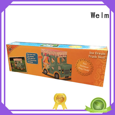 wholesale kids custom made toy boxes supplier for toy Welm